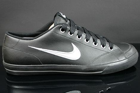 Nike Capri Schwarz Silber Grau