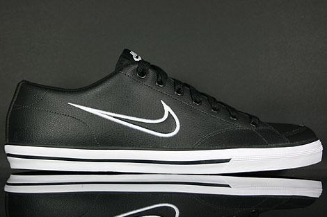 Nike Capri Schwarz Weiss Schwarz