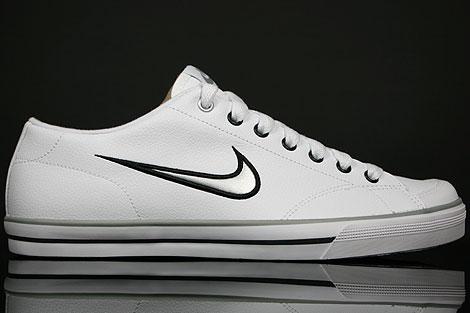 Nike Capri SI Weiss Silber Schwarz
