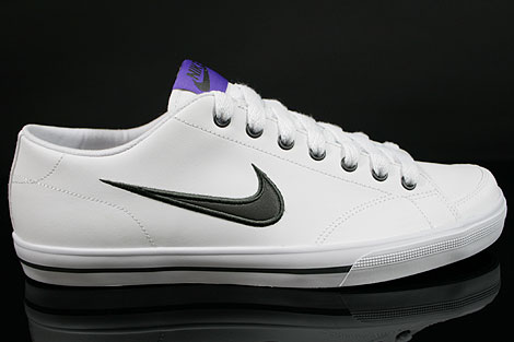 Nike Capri Weiss Dunkelgrau Lila