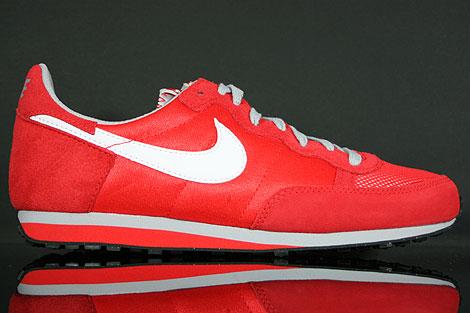 Nike Challenger Rot Weiss Grau