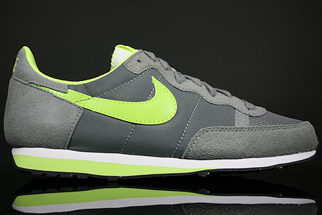 Nike Challenger Cool Grey Hot Lime White
