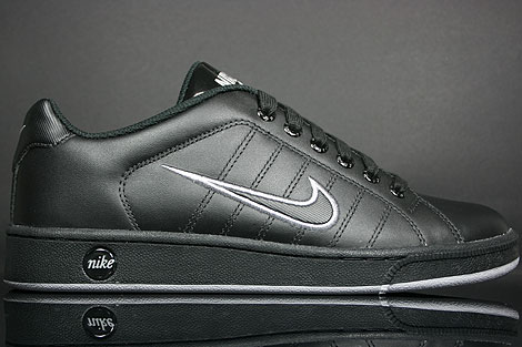 Nike Court Tradition 2 Black Black Wolf Grey
