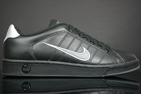 Nike Court Tradition 2 Schwarz Anthrazit Grau