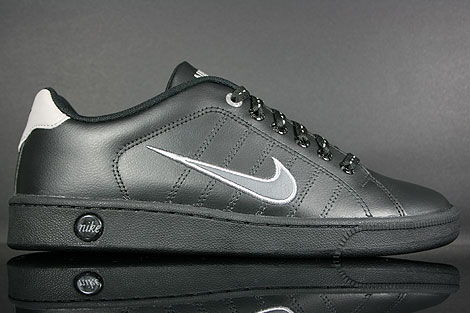 Nike Court Tradition 2 Black Dark Grey Medium Grey