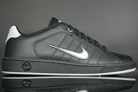 Nike Court Tradition 2 Schwarz Grau Dunkelgrau