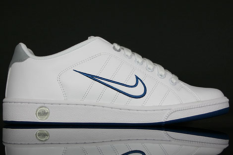 Nike Court Tradition 2 Weiss Grau Blau