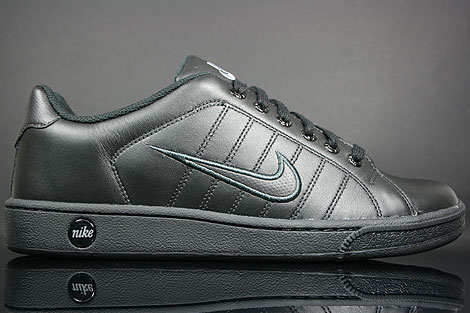Nike Court Tradition 2 Schwarz Anthrazit