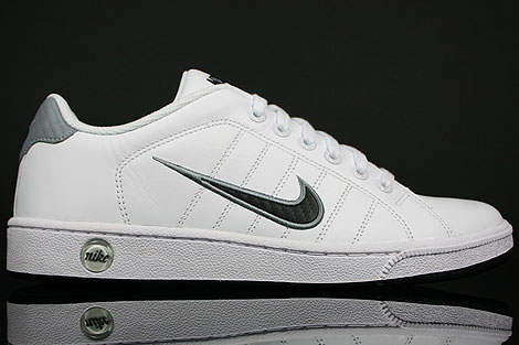 Nike Court Tradition 2 White Black Stealth