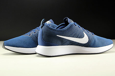 Nike Dualtone Racer Midnight Navy White Inside