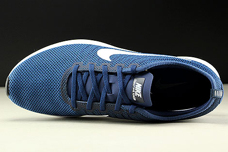 Nike Dualtone Racer Midnight Navy White Over view