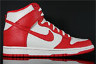 Nike Dunk High Sail Action Red Sail