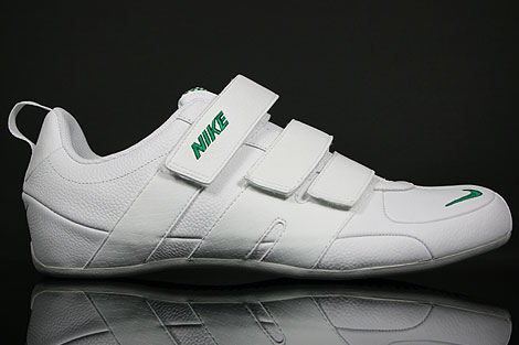 Nike Fixed Speed V White Green Grey
