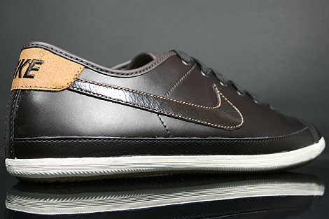 Nike Flash Leather Velvet Brown Over view