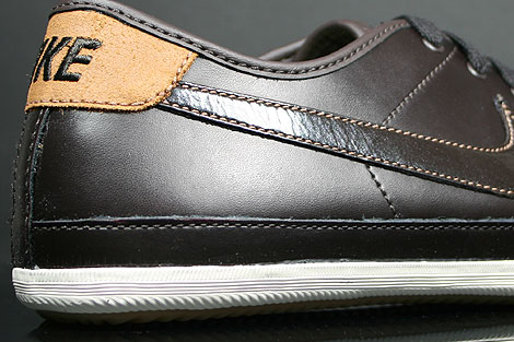 Nike Flash Leather Velvet Brown Outsole