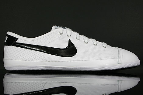 Nike Flash Leather White Black