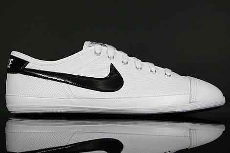 Nike Flash Leather Weiss Schwarz