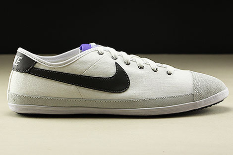 Nike Flash Textile White Midnight Fog Purple Black Right