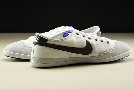 Nike Flash Textile White Midnight Fog Purple Black Inside
