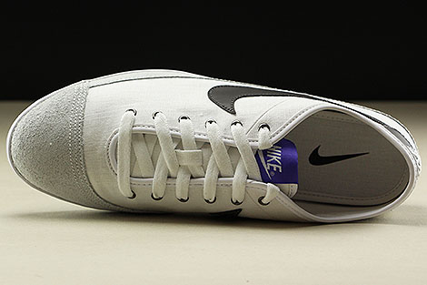 Nike Flash Textile White Midnight Fog Purple Black Over view