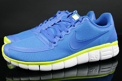 Cheap Nike Free 5.0 V4 Blue Greenish Dark & Other Stories