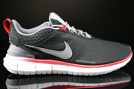 nike free og 14 br Nike Free OG 14 BR Black Cool Grey White Chilling Red 644394-001 ...
