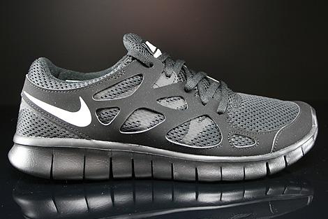 Nike Free Run 2 NSW Black White Black