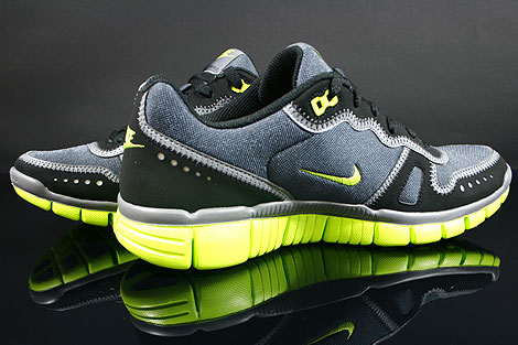 Nike Free Waffle AC Anthracite Cyber Grey Black Inside