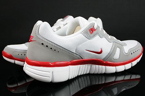 Nike Free Waffle AC White Sport Red Wolf Grey Inside