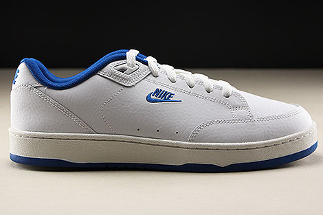 Nike Grandstand II White Team Royal