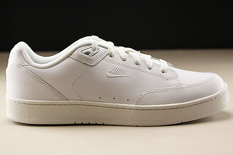 Nike Grandstand II White White Right