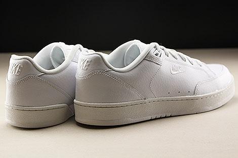 Nike Grandstand II White White Back view