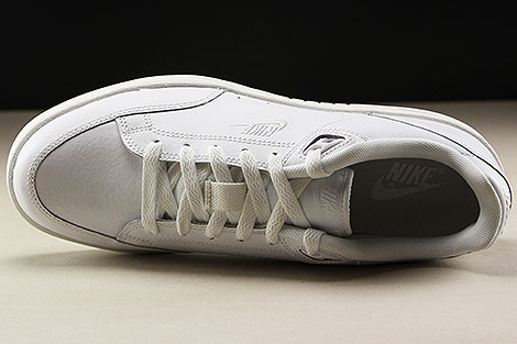 Nike Grandstand II White White Over view