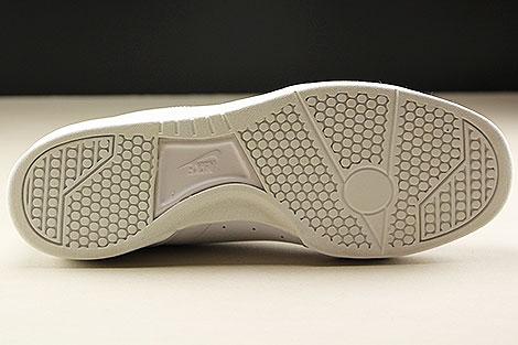Nike Grandstand II White White Laufsohle
