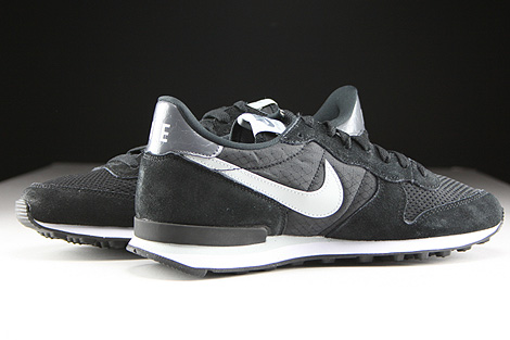 Nike Internationalist Black Grey Mist Dark Grey White Inside