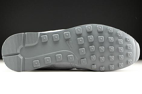 Nike Internationalist Premium Hellgrau Grau Weiss Laufsohle