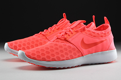Nike Juvenate Hot Lava Bright Crimson White Sidedetails