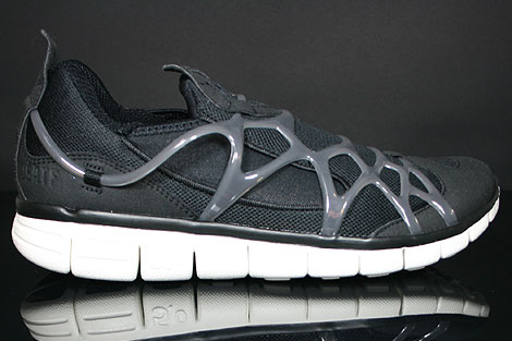 Nike Kukini Free Black Anthracite Sail Right