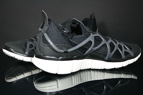 Nike Kukini Free Black Anthracite Sail Inside