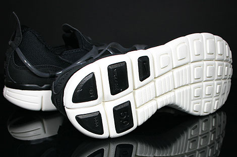 Nike Kukini Free Black Anthracite Sail Outsole