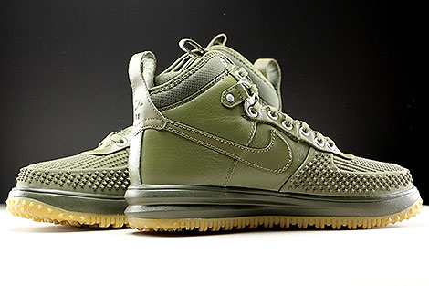 Nike Lunar Force 1 Duckboot Medium Olive Inside