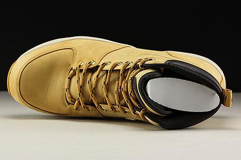 Nike Manoa Leather Hellbraun Braun Beige Oberschuh
