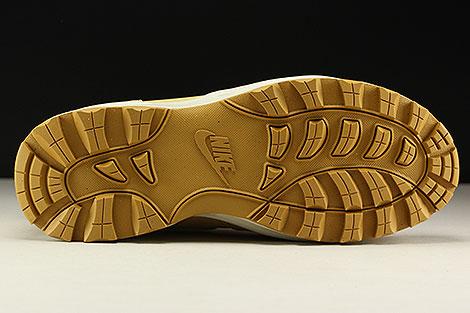 Nike Manoa Leather Hellbraun Braun Beige Laufsohle