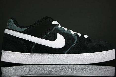 Nike Melee Black White