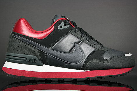 Nike MS78 LE Black Anthracite Team Red Grey