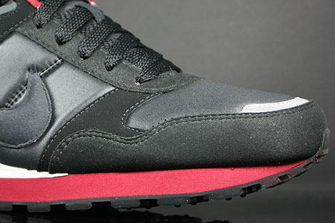 Nike MS78 LE Black Anthracite Team Red Grey Inside
