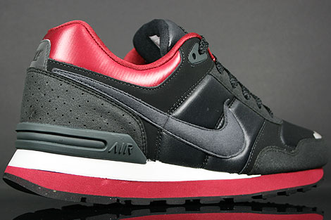 Nike MS78 LE Black Anthracite Team Red Grey Over view