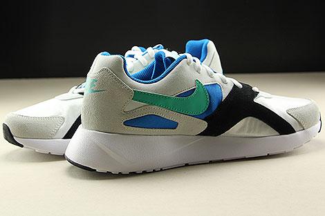 Nike Pantheos Weiss Gruen Blau Schwarz Innenseite