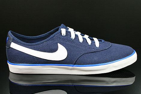 Nike Regent Dunkelblau Weiss Royalblau