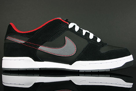 Nike Renzo 2 Black Dark Grey Red White